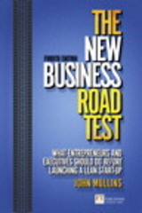 The New Business Road Test 4th Edition 9781292003740 129200374X
