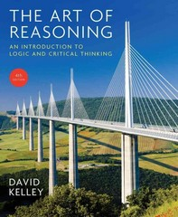 The Art of Reasoning 4th Edition 9780393930788 0393930785