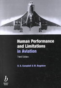 Human Performance and Limitations in Aviation 3rd Edition 9780632059652 0632059656