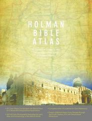 Holman Bible Atlas 1st Edition 9780805497601 0805497609