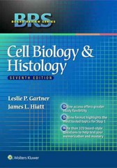 BRS Cell Biology and Histology 7th Edition 9781451189513 1451189516