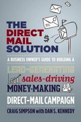 The Direct Mail Solution 1st Edition 9781599185187 1599185180
