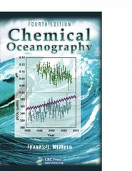Chemical Oceanography, Fourth Edition 4th Edition 9781466512559 1466512555