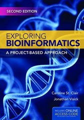 Exploring Bioinformatics 2nd Edition 9781284034240 1284034240