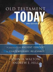 Old Testament Today 2nd Edition 9780310498209 0310498201