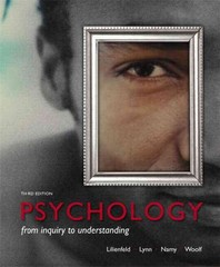 Psychology 3rd edition 9780205966837 0205966837