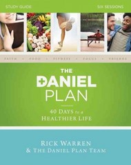 The Daniel Plan 1st Edition 9780310824442 0310824443