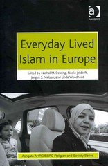 Everyday Lived Islam in Europe 1st Edition 9781317138372 1317138376