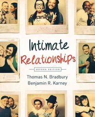 Intimate Relationships 2nd Edition 9780393920239 0393920232