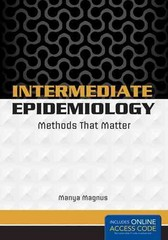 Intermediate Epidemiology 1st Edition 9781284036107 1284036103