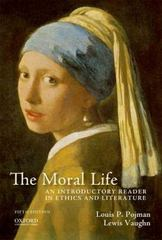 The Moral Life 5th Edition 9780199950850 0199950857