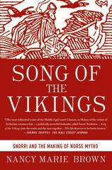 Song of the Vikings 1st Edition 9781137278876 1137278870