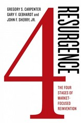 Resurgence: The Four Stages of Market-Focused Reinvention 1st Edition 9781137278616 1137278617