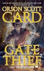 The Gate Thief 1st Edition 9780765365392 0765365391
