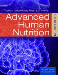 Advanced Human Nutrition 3rd Edition 9781284036664 1284036669