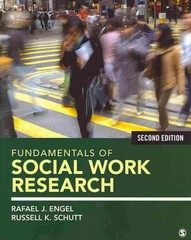 Fundamentals of Social Work Research 2nd Edition 9781483333441 1483333442