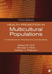 Health Promotion in Multicultural Populations 1st Edition 9781452276946 1452276943