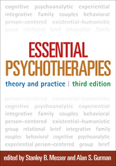 Essential Psychotherapies 3rd Edition 9781462513543 1462513549