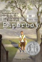 Paperboy 1st Edition 9780307931511 030793151X