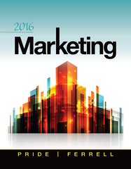 Marketing 2016 18th Edition 9781285858340 1285858344