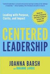 Centered Leadership 1st Edition 9780804138871 0804138877