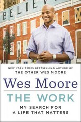 The Work 1st Edition 9780812993578 0812993578