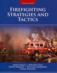 Firefighting Strategies and Tactics 3rd Edition 9781284036435 128403643X