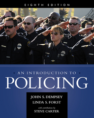An Introduction to Policing 8th Edition 9781285862736 1285862732