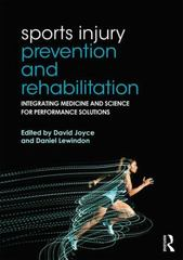 Sports Injury Prevention and Rehabilitation 1st Edition 9780415815062 0415815061
