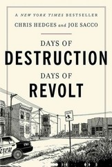 Days of Destruction, Days of Revolt 1st Edition 9781568588247 1568588240