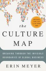 The Culture Map 1st Edition 9781610392501 1610392507