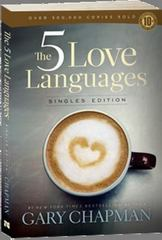 The 5 Love Languages 1st Edition 9780802411402 0802411401
