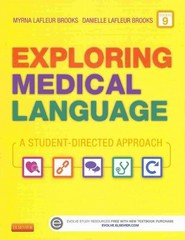 Exploring Medical Language - Text and Audio CDs Package 9th Edition 9780323228848 0323228844