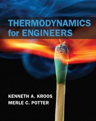 Thermodynamics for Engineers 1st Edition 9781305143050 1305143051