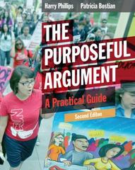 The Purposeful Argument 2nd Edition 9781285438054 1285438051