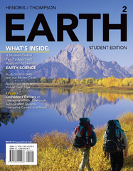 EARTH2 (with CourseMate, 1 term (6 months) Printed Access Card) 2nd Edition 9781285442266 1285442261