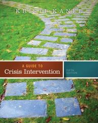 A Guide to Crisis Intervention (with CourseMate Printed Access Card) 5th Edition 9781285739892 1285739892