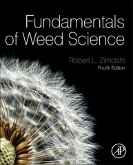 Fundamentals of Weed Science 4th Edition 9780123944269 0123944260