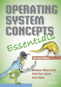 Operating System Concepts Essentials 2nd Edition 9781118804926 1118804929