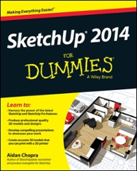 SketchUp 2014 For Dummies 1st Edition 9781118822661 1118822668