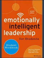 Emotionally Intelligent Leadership for Students 2nd Edition 9781118821886 1118821882