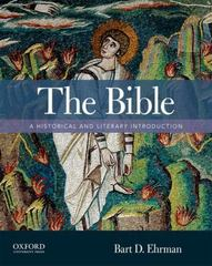 The Bible 1st Edition 9780195308167 0195308166