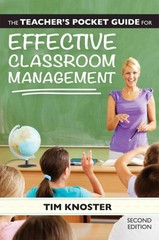 The Teacher's Pocket Guide for Effective Classroom Management, Second Edition 2nd Edition 9781598576283 1598576283