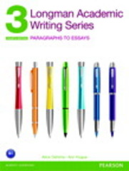 Longman Academic Writing Series 3 4th Edition 9780132915663 0132915669