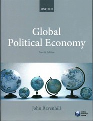 Global Political Economy 4th Edition 9780199666010 0199666016