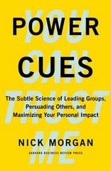 Power Cues 1st Edition 9781422193501 1422193500
