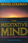 The Meditative Mind 0 9780874778335 0874778336