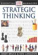 DK Essential Managers: Strategic Thinking 0 9780789459725 0789459728