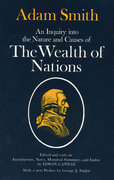 An Inquiry into the Nature and Causes of the Wealth of Nations 1st Edition 9780226763743 0226763749
