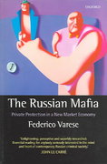 The Russian Mafia 0 9780199279494 0199279497